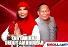 Beda Gaya Kepemimpinan Herman HN Dengan Eva Dwiana