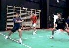 Dua Hari Off Latihan, Hendra Setiawan dkk Fokus Kembalikan Kondisi Fisik