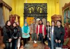 SMB IV Ajak Siswi SMA Ignatius Global School Lestarikan Budaya dengan Cara Milenial