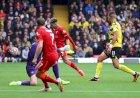 Hattrick Firmino Bawa The Reds ke Puncak Klasemen Liga Inggris